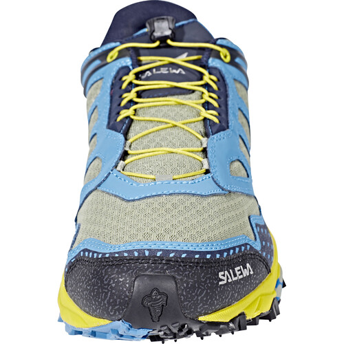 Salewa Ultra Train - Chaussures running Homme - gris Collections Vente En Ligne DVPgI7B